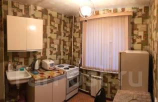 1-комнатная, улица Карбышева 40. БАМ, частное лицо, 36 кв.м. Кухня