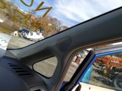 Накладка на стойку. Nissan Tiida, NC11 Двигатель HR15DE