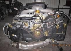 Двигатель в сборе. Subaru Forester, SH9, SG9L, SH5, SG9, SH9L Двигатель EJ204