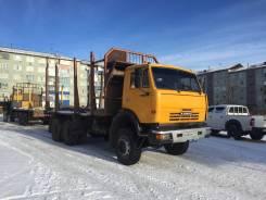 Камаз 53228. Продам Камаз Сортиментовоз, 10 000 куб. см., 15 000 кг.
