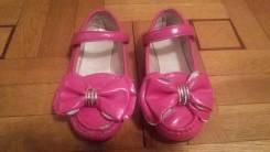 Отдам детские туфли (есть дефект)