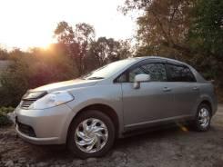 Nissan Tiida Latio. вариатор, передний, 1.5 (109 л.с.), бензин, 50 тыс. км