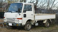 Nissan Atlas. , 2 300 куб. см., 1 000 кг.