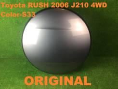 Колпак запасного колеса. Toyota Rush, J200E, J200, J210E, J210 Двигатель 3SZVE