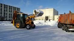 Вывоз снега услуги спец техники