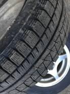 Bridgestone. Зимние, без шипов, 2010 год, 10%, 4 шт