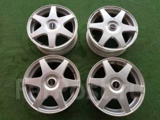 Bridgestone. 6.0x15, 5x100.00, 5x114.30, ET45, ЦО 73,0мм.