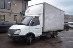 ГАЗ 3302. Грузовик фургон . Год выпуска 2011, 2 890 куб. см., 900 кг.