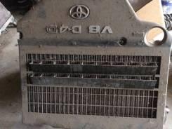Радиатор интеркулера. Toyota Land Cruiser