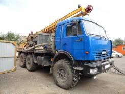 Бурагрегат УРБ 2А2. Буровая установка УРБ 2А-2, 10 857 куб. см., 6 000 кг.