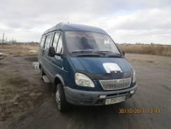 ГАЗ Газель Микроавтобус. Продаю автобус, 2 400 куб. см., 8 мест