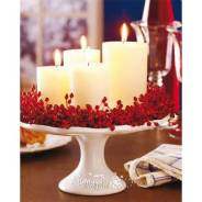 Свечи праздничные.