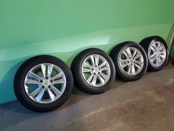 Колеса нокиан 205/60R16. 6.5x16 5x114.30 ET47 ЦО 66,1мм.
