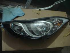 Фара. Hyundai Elantra, MD, AD Двигатели: G4FG, G4KD, G4NBB