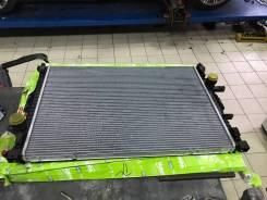 Радиатор охлаждения двигателя. Volvo Ford