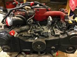 Двигатель в сборе. Subaru Impreza Subaru Impreza WRX STI Двигатель EJ207