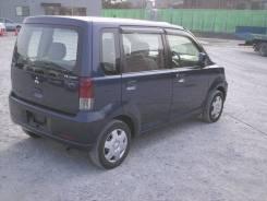 Mitsubishi eK-Wagon. Без водителя