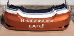 Бампер. Hyundai Solaris, RB Двигатели: G4FC, G4FA
