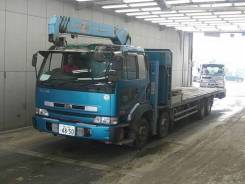 Nissan. Эвакуатор манипулятор Truck, 18 000 куб. см., 12 000 кг. Под заказ
