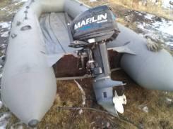 Marlin. 30,00л.с., 2-тактный, бензиновый, нога S (381 мм), Год: 2014 год