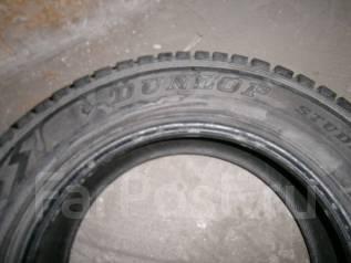 Dunlop. Зимние, без шипов, 2008 год, износ: 10%, 4 шт