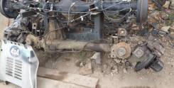 Мост. Nissan Safari, WRGY60, VRY60, VRGY60 Двигатели: TD42T, TD42