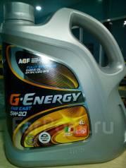 G-Energy. Вязкость 5W-20, синтетическое