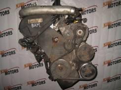 Контрактный двигатель Seat BAM в сборе без навесного ГБЦ / Блок № 06A103063BK Seat