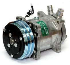 Компрессор кондиционера бу для Chevrolet Lacetti, Nubira 1.8 i (с двигателя T18SED) Chevrolet Lacetti, Nubira