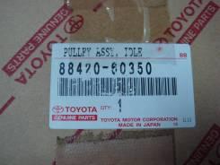Кронштейн ролика. Toyota Land Cruiser, VDJ200 Двигатель 1VDFTV