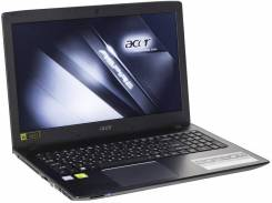 """Acer Aspire E5. 15.6"""", 2,0ГГц, ОЗУ 6144 МБ, диск 1 000 Гб, WiFi, Bluetooth, аккумулятор на 3 ч."""