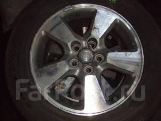 Toyota. 6.0x15, 5x100.00