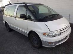 Toyota Estima Lucida. автомат, 4wd, 2.4, бензин, 123 тыс. км, б/п, нет птс. Под заказ