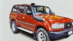 Шноркель. Toyota Land Cruiser Lexus LX450 Двигатели: 1FZFE, IHZ, 3FE
