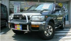 Nissan Terrano. автомат, 4wd, 2.7, дизель, 60 811 тыс. км, б/п, нет птс. Под заказ