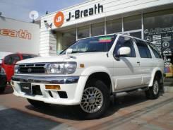 Nissan Terrano. автомат, 4wd, 3.3, бензин, 73 000 тыс. км, б/п, нет птс. Под заказ