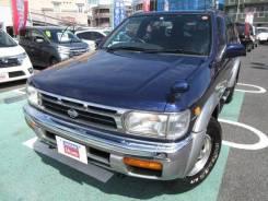 Nissan Terrano. механика, 4wd, 2.7, дизель, 95 000 тыс. км, б/п, нет птс. Под заказ