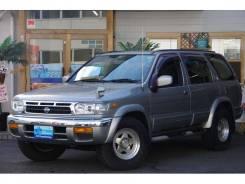 Nissan Terrano. автомат, 4wd, 3.3, бензин, 96 000 тыс. км, б/п, нет птс. Под заказ