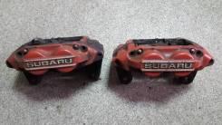 Суппорт тормозной. Subaru Forester, SG, SH9L, SG69, SG9, SF5, SG5, SF9, SHJ, SH9, SH5, SH, SG9L Subaru Impreza, GC2, GC4, GC1, GC6, GC8 Subaru Legacy...