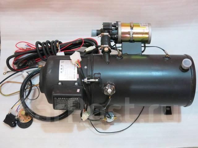 Подогреватель двигателя жидкостной 16 квт