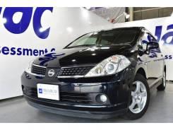 Nissan Tiida. автомат, передний, 1.8, бензин, 44 000тыс. км, б/п, нет птс. Под заказ