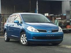 Nissan Tiida. автомат, передний, 1.8, бензин, 32 000тыс. км, б/п, нет птс. Под заказ