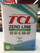 TCL. Вязкость 0W-20, гидрокрекинговое
