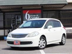 Nissan Tiida. автомат, передний, 1.5, бензин, 63 900тыс. км, б/п, нет птс. Под заказ