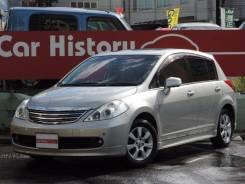 Nissan Tiida. автомат, передний, 1.8, бензин, 46 650тыс. км, б/п, нет птс. Под заказ