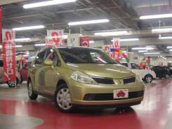 Nissan Tiida. автомат, передний, 1.5, бензин, 34 900тыс. км, б/п, нет птс. Под заказ