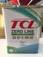 TCL. Вязкость 5W-20, гидрокрекинговое
