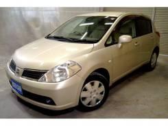 Nissan Tiida. автомат, 4wd, 1.5, бензин, 85 000тыс. км, б/п, нет птс. Под заказ