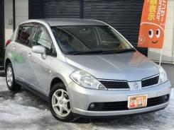 Nissan Tiida. автомат, 4wd, 1.5, бензин, 24 000тыс. км, б/п, нет птс. Под заказ