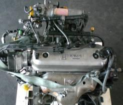 Двигатель в сборе. Honda Accord, CB3, CD3, CF3 Двигатель F18B
